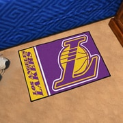 FANMATS NBA Los Angeles Lakers Starter Mat