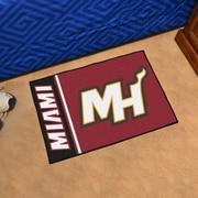 FANMATS NBA Miami Heat Starter Mat