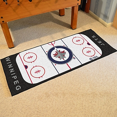 FANMATS NHL - Winnipeg Jets Rink Runner