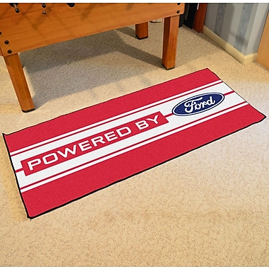 FANMATS Ford - Ford Oval w/ Stripes Runner
