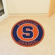 FANMATS NCAA Syracuse University Roundel Mat