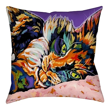 Manual Woodworkers & Weavers Calico Dreams Indoor/Outdoor Throw Pillow; 20'' H x 20'' W x 5'' D
