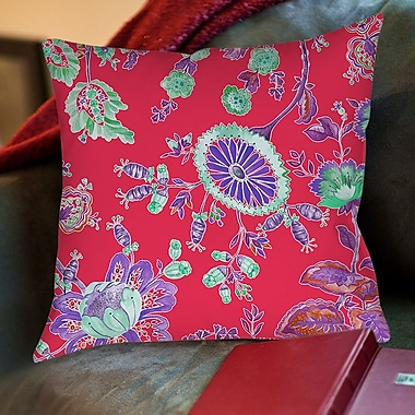 Manual Woodworkers & Weavers Anima Outline Printed Throw Pillow; 20'' H x 20'' W x 5'' D