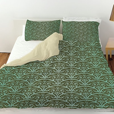 Manual Woodworkers & Weavers Dream Big Arches Duvet Cover; Twin