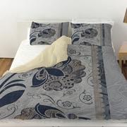 Manual Woodworkers & Weavers Elegante 5 Duvet Cover; Queen
