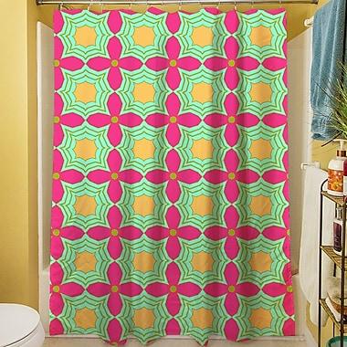 Manual Woodworkers & Weavers Anima Star II Shower Curtain