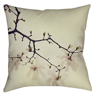 Manual Woodworkers & Weavers The Soft Explosion Printed Throw Pillow; 26'' H x 26'' W x 7'' D