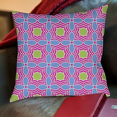 Manual Woodworkers & Weavers Amina Star Printed Throw Pillow; 20'' H x 20'' W x 5'' D