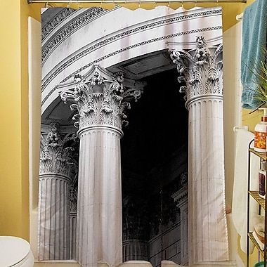 Manual Woodworkers & Weavers A Travers Paris III Shower Curtain