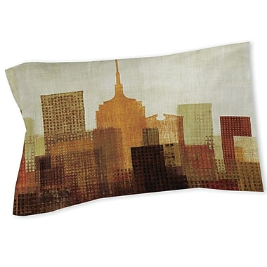 Manual Woodworkers & Weavers Summer in the City II Sham; Queen/King
