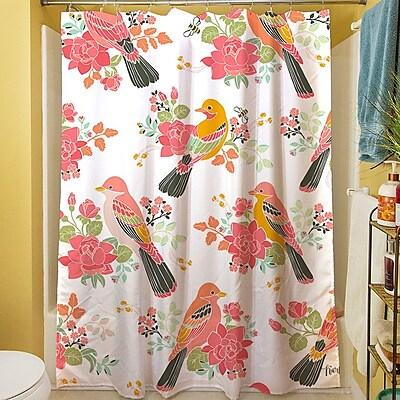 Manual Woodworkers & Weavers Littlest Bird Shower Curtain
