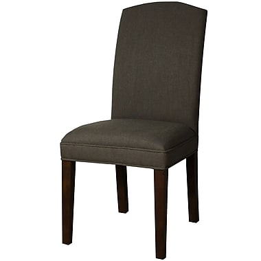 New Pacific Direct Anabelle Parsons Chair (Set of 2); Bark