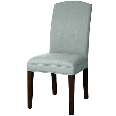 New Pacific Direct Anabelle Parsons Chair (Set of 2); Soft Blue