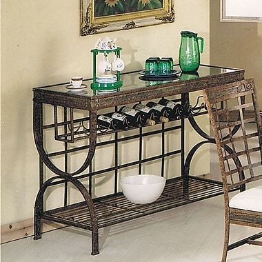 A&J Homes Studio Cleopatra Console Table