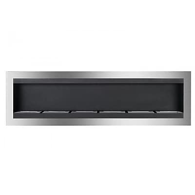 Ignis Maximum Wall Mounted Ethanol Fireplace