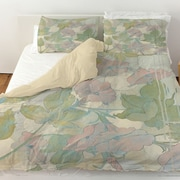 Manual Woodworkers & Weavers Summer Vine 1 Duvet Cover; Queen