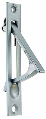 idh by St. Simons Solid Brass Edge Pull; Satin Chrome