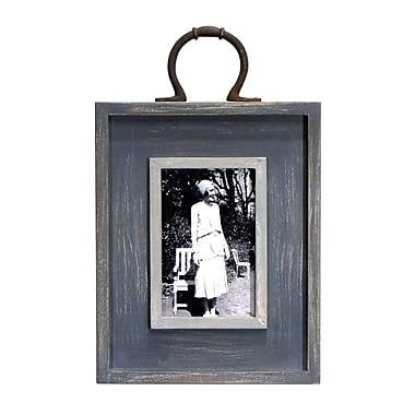 Wilco Home Smokey Cabin Wood Wall Picture Frame