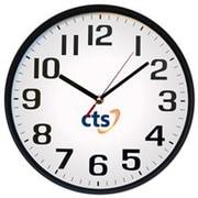 Staples – Horloge murale 12 heures de 12 po (Q1212)
