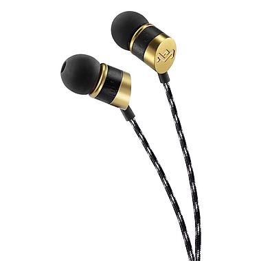 House of Marley – Écouteurs intra-auriculaires Uplift EM-JE033-GN, grandiose