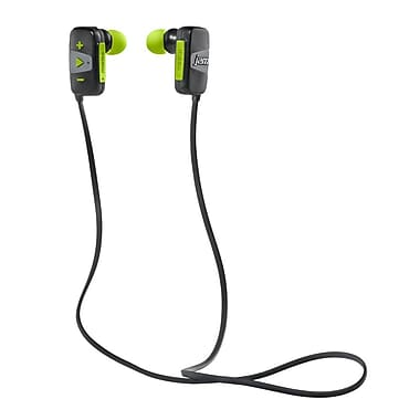 Jam Audio – Mini écouteurs intra-auriculaires Bluetooth Jam Transit HX-EP315GR-CA, vert