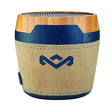 House of Marley – Mini haut-parleur Bluetooth Chant EM-JA007-NV, bleu marine