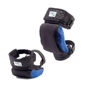 Steel-Flex Strapped Knee Pad, Redbacks Cushioning (SEN-410)