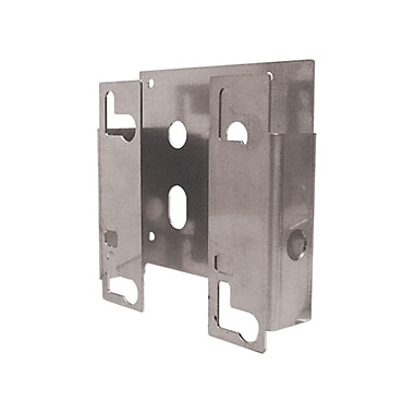 AML Wall Bracket, Quick Mount, Straight for AML Kiosks