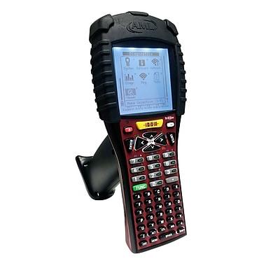 AML - Ordinateur de poche Triton w/802.11b/g/n WiFi, lecteur de codes barres laser, poignée et logiciel d'émulation de terminal