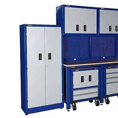 International 7' H x 8' W x 2' D 7 Piece Garage Storage System