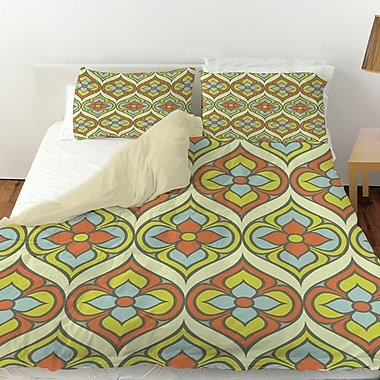 Manual Woodworkers & Weavers Napoli November 103 Duvet Cover; Queen