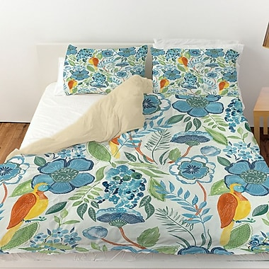 Manual Woodworkers & Weavers Osa Duvet Cover; Twin