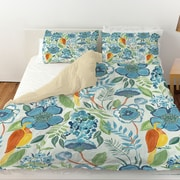Manual Woodworkers & Weavers Osa Duvet Cover; King