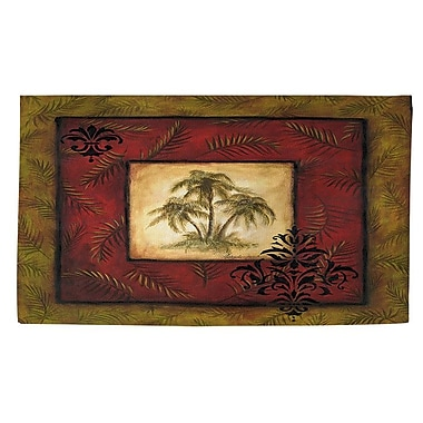 Manual Woodworkers & Weavers Palm Breezes V Area Rug; 4' x 6'