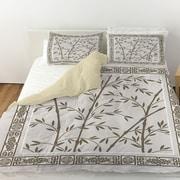 Manual Woodworkers & Weavers Oriental Treasure Duvet Cover; Twin