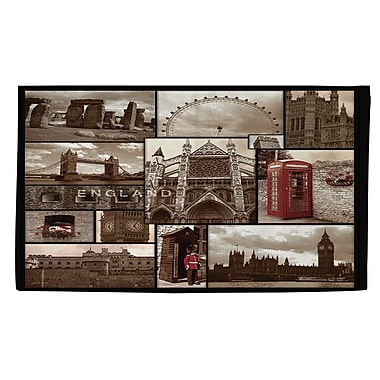 Manual Woodworkers & Weavers England Area Rug; 4' x 6'