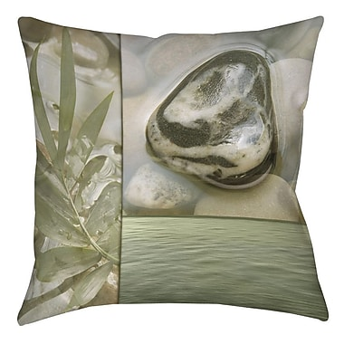 Manual Woodworkers & Weavers Natural Elements 4 Printed Throw Pillow; 26'' H x 26'' W x 7'' D