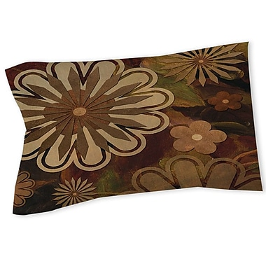Manual Woodworkers & Weavers Floral Abstract I Sham; Queen/King