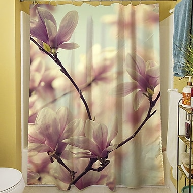 Manual Woodworkers & Weavers Songs Without Words Shower Curtain