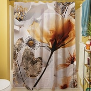 Manual Woodworkers & Weavers Happy Days Shower Curtain