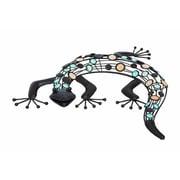 ABCHomeCollection Crawling Lizard Garden Statue