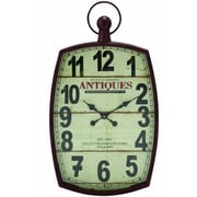 ABCHomeCollection Rustic Reproduction Style Wall Clock