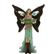 ABCHomeCollection Fairy Decorative Bird Feeder