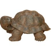 ABCHomeCollection Textured Tortoise Garden Statue