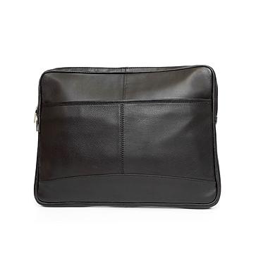 Ashlin® - Étui ISMART-III Valise pour portatif MacBook Air, noir (P7302-18-01)