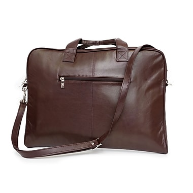 Ashlin® LEGEND Slim Laptop Case, Dark Brown, (P8884-18-02)
