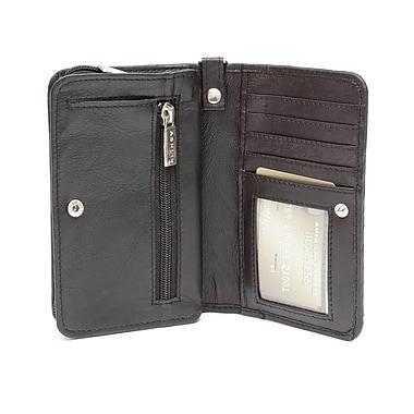 Ashlin® – Sacoche-poignet VITA pour téléphone intelligent tel iPhone®6/iPhone®5, noir, (PHONE55-18-01)