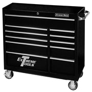 "Extreme Tools 41"" 11 Drawer 24"" Deep Roll Cabinet"
