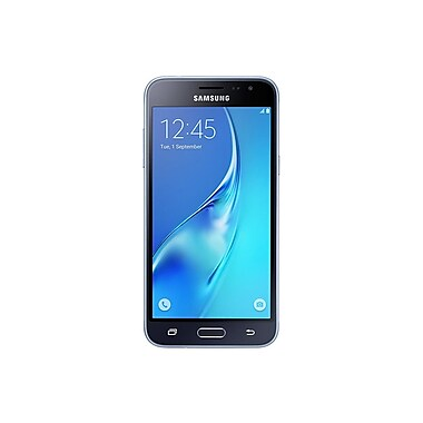 samsung galaxy j3 sim locked 5 0 smartphone 16 gb sm j320wzaaxac staples. Black Bedroom Furniture Sets. Home Design Ideas