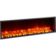 Dynasty LED Wall Mounted Electric Fireplace